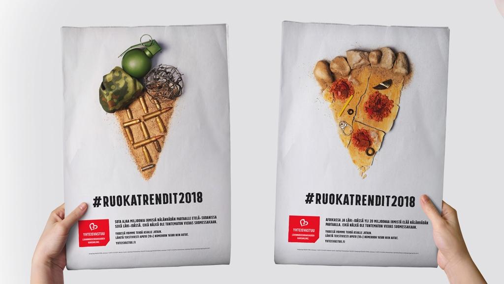 Yhteisvastuu #ruokatrendit2018