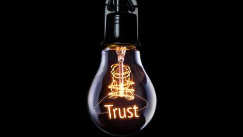 Luottamuksella sinun