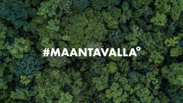 #MAANTAVALLA