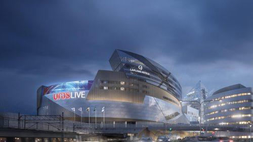 Kaski on syystäkin pähkinöinä – olemme joulukuussa avautuvan UROS LIVE -areenan markkinointiviestinnän kumppani!